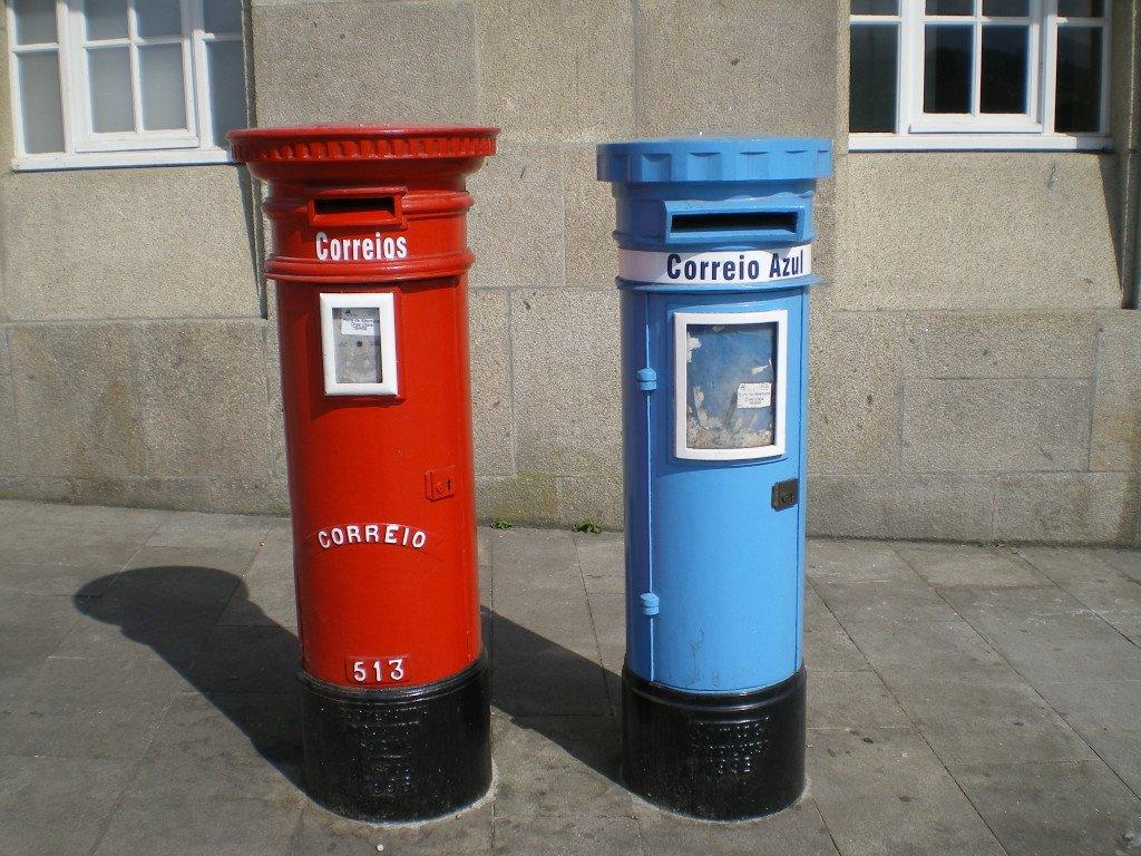 Buzones de correos portugueses