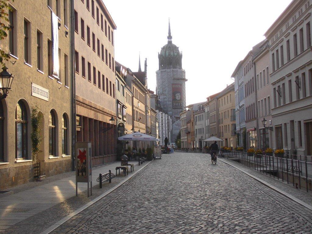 Catedral de Wittenberg