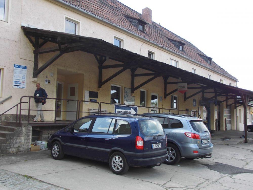 Nuestro albergue enFreyburh