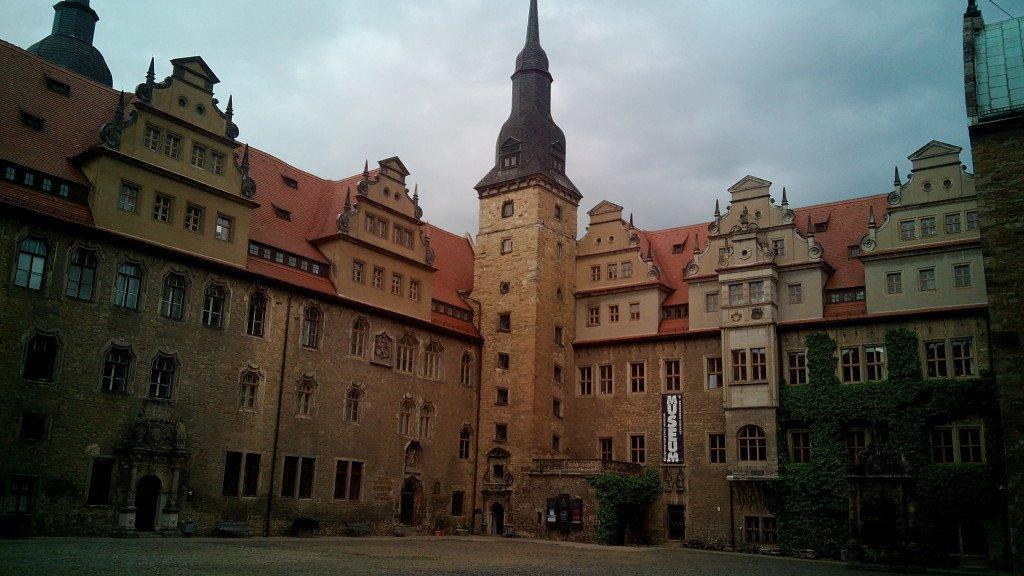 Castillo de Merseburg