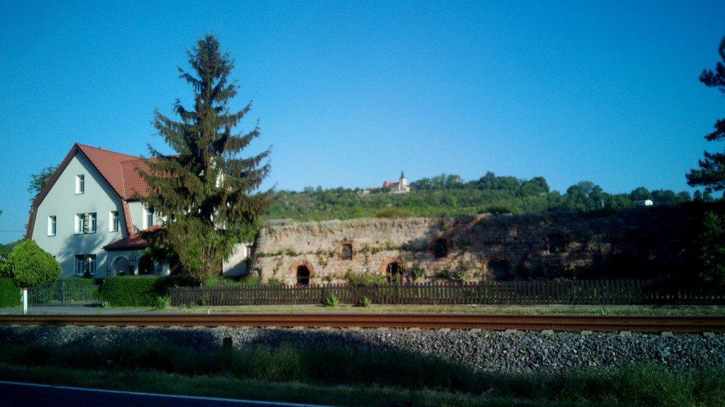 Yendo a Eckartsberga