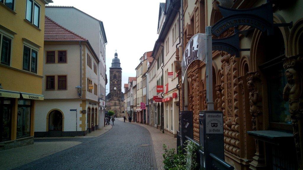 Calles de Gotha