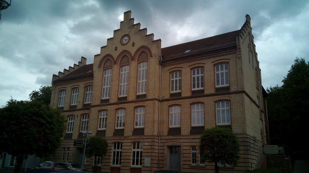 Pensión Katharinenschule. Eisenach