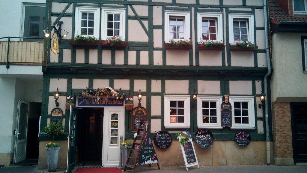 La Casa de la Patata. Eisenach
