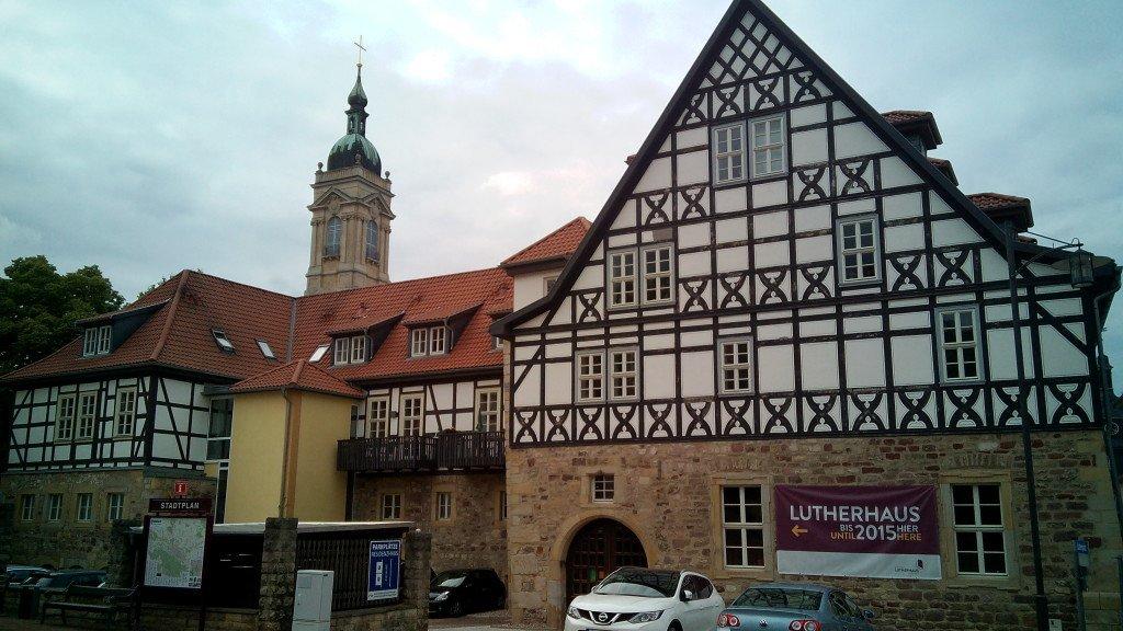La casa de Lutero