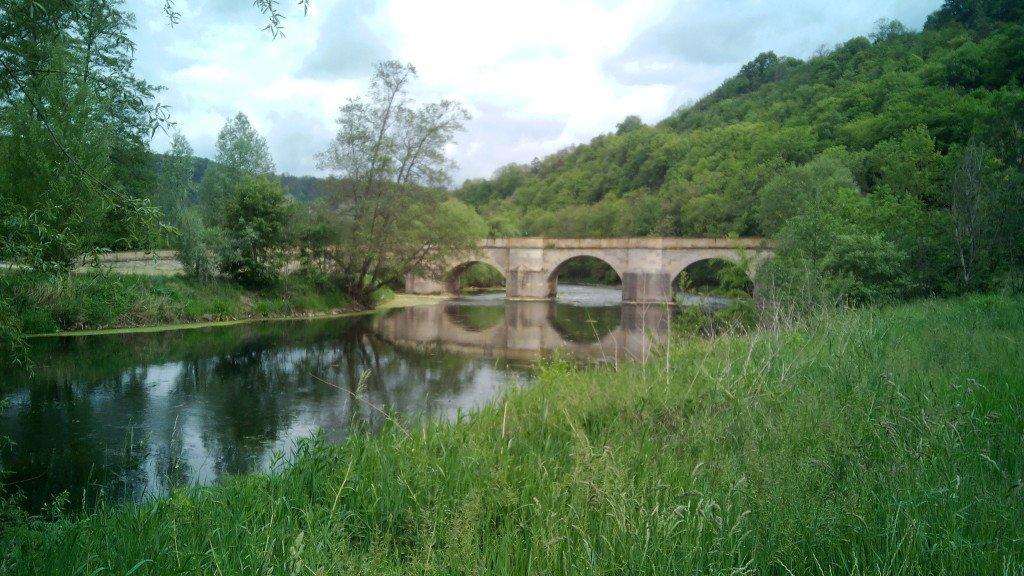 Bonito puente