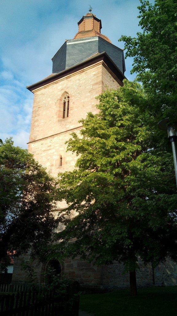 Iglesia de Röhrda