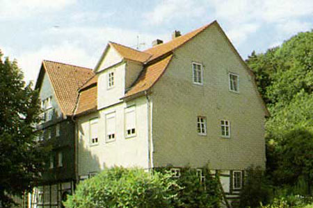 Nuestro alojamiento Homberg