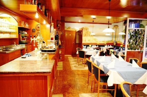 Restaurante Hotel Athos