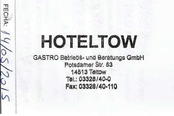 Sello de Teltow