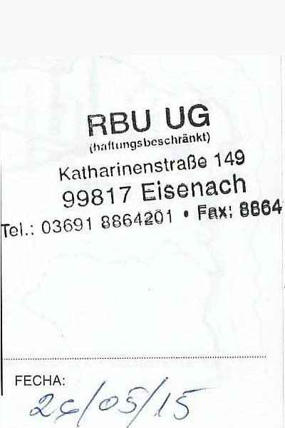 Sello de Eisenach