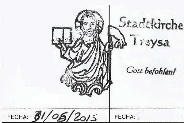 Sello de Treysa
