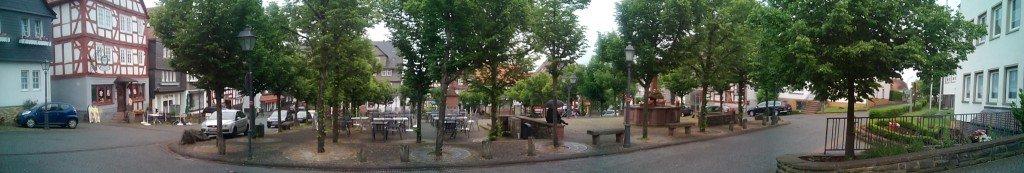 Plaza de Amöneburg
