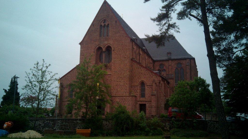Iglesia Católica de Amöneburg