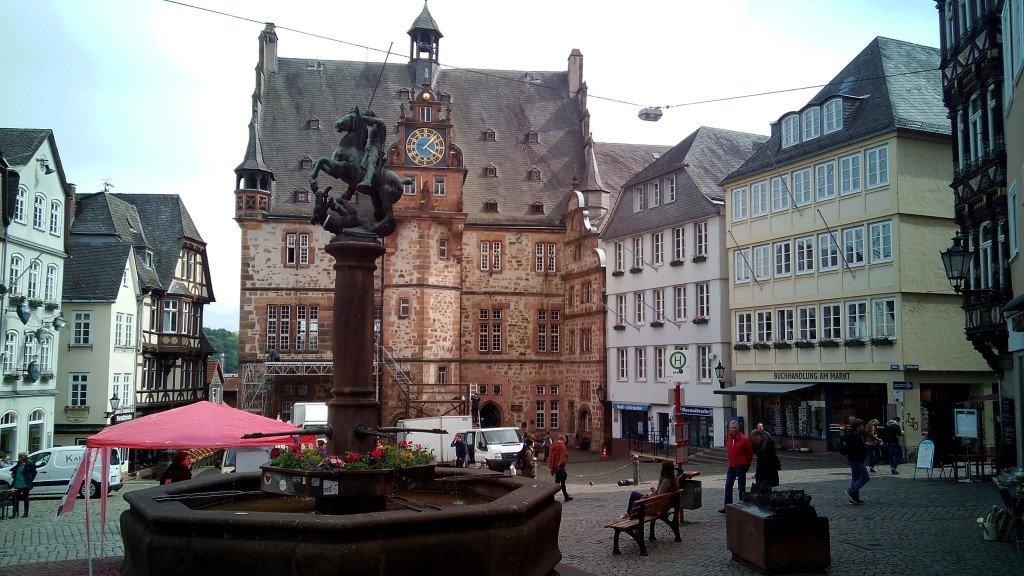 Plaza de Marburg