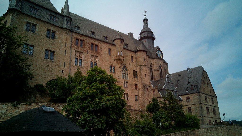 Castillo de Marburg