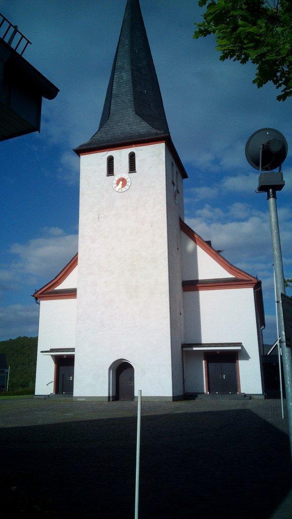 Iglesia deIrmgarteichen