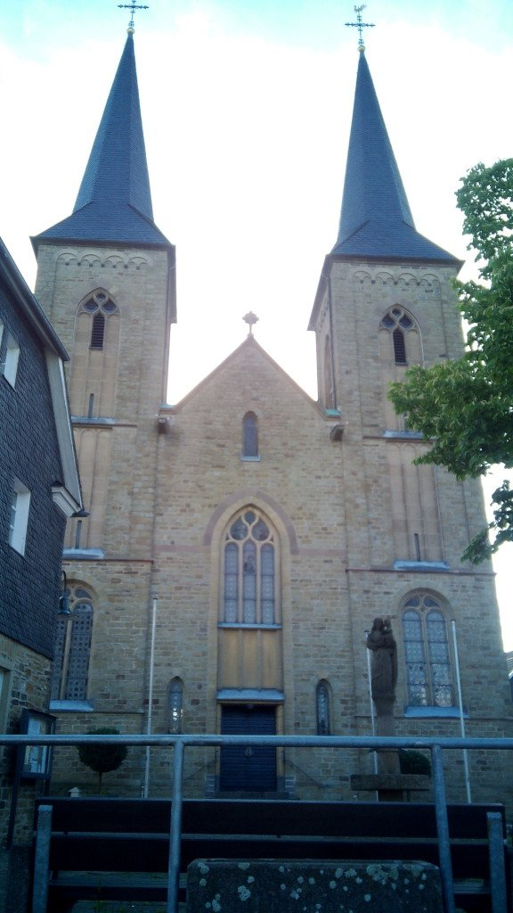 Iglesia de Marialinden