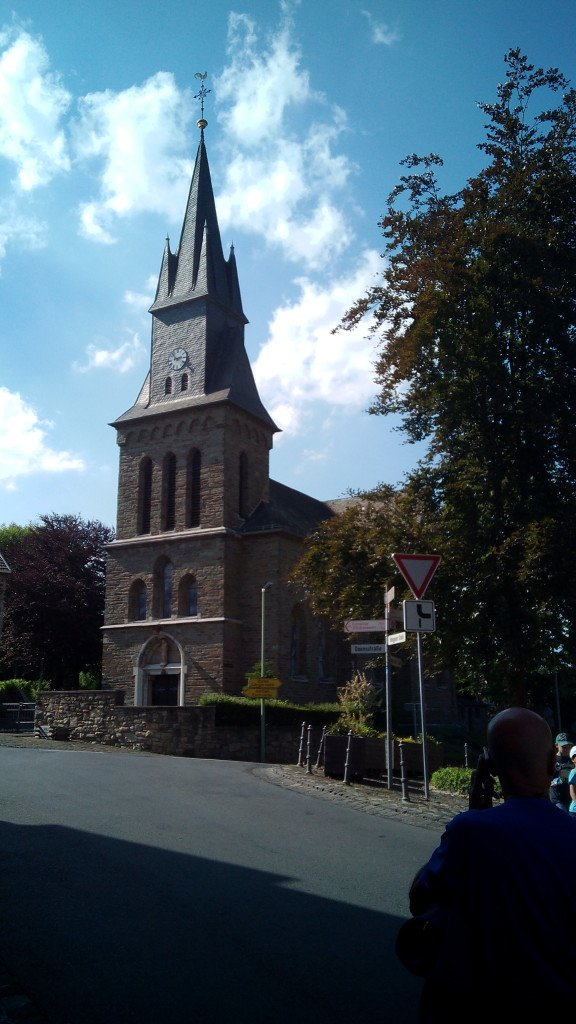 Iglesia de San José, enSchevenhütte