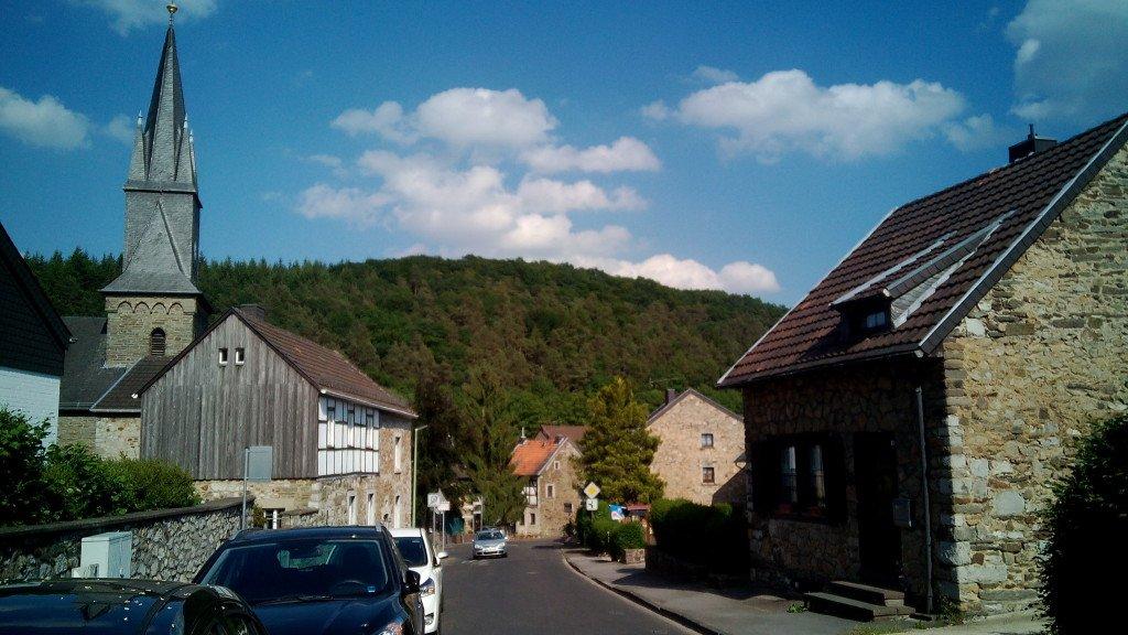 Un trocito de Schevenhütte