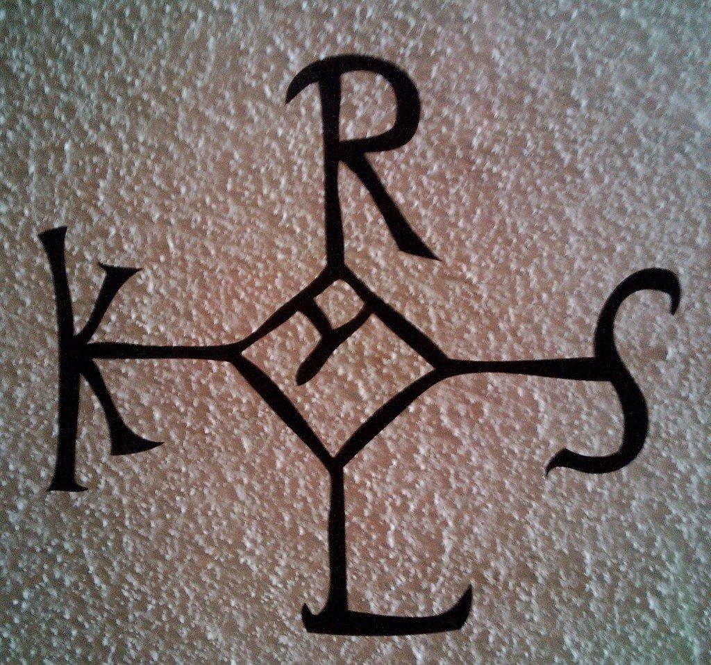 El símbolo de Carlos, el Magno