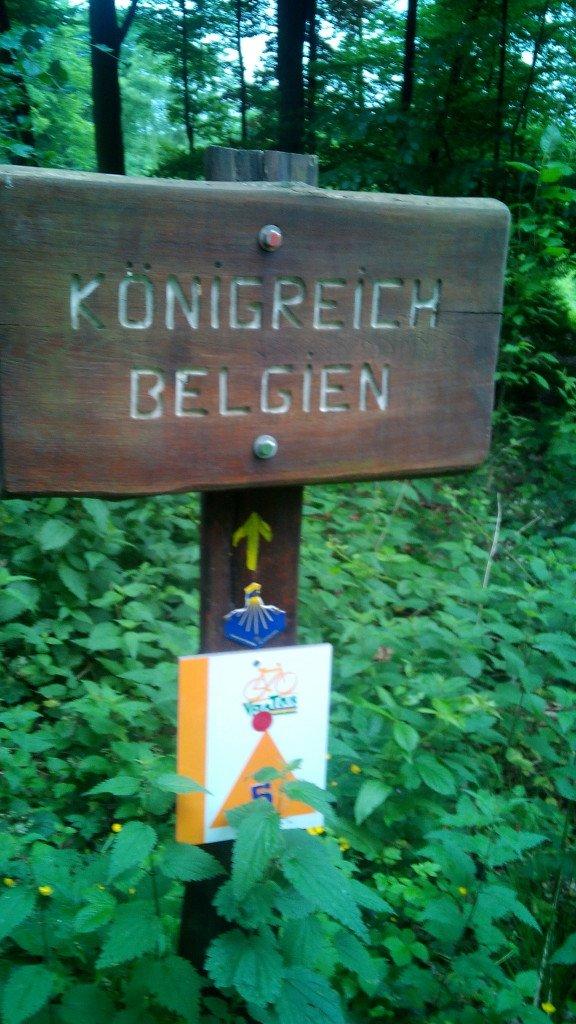 Frontera Alemania - Bélgica