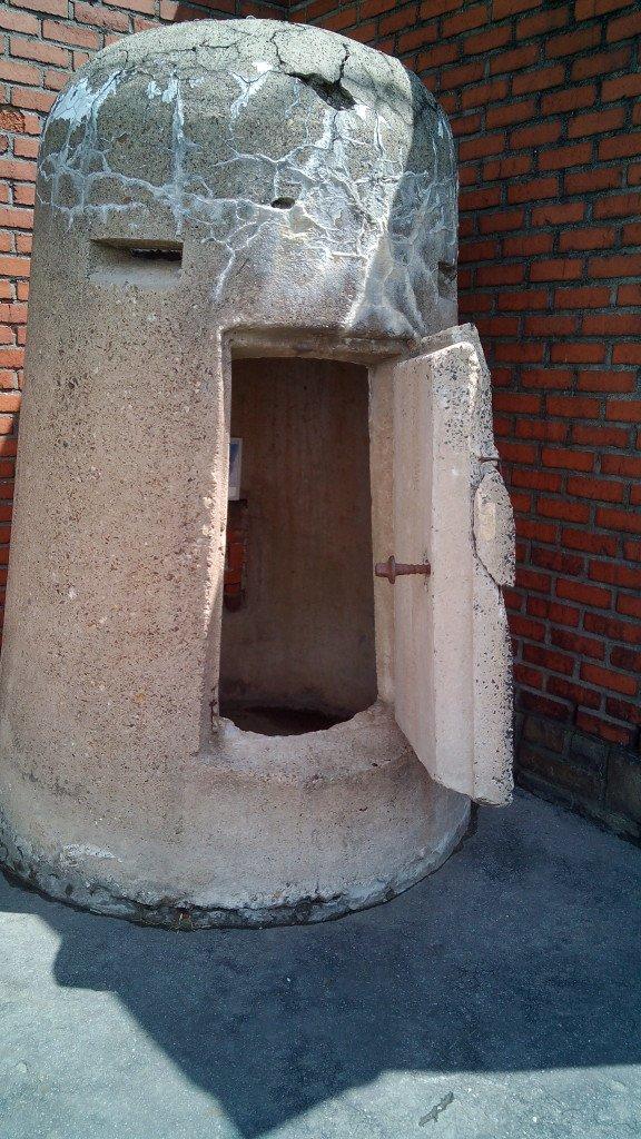 Bunker unipersonal