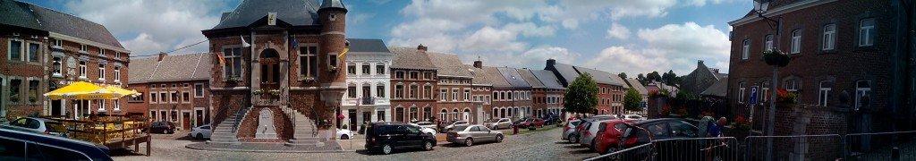 Panorámica de Clermont, Bélgica