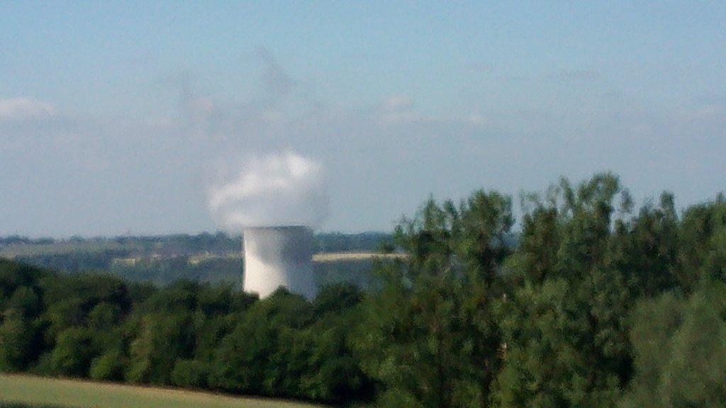 Barbacoa nuclear belga