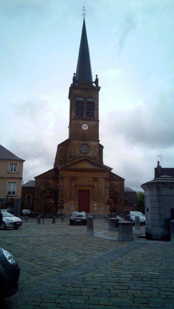 Eglise Saint-Nicolas, Rocroi