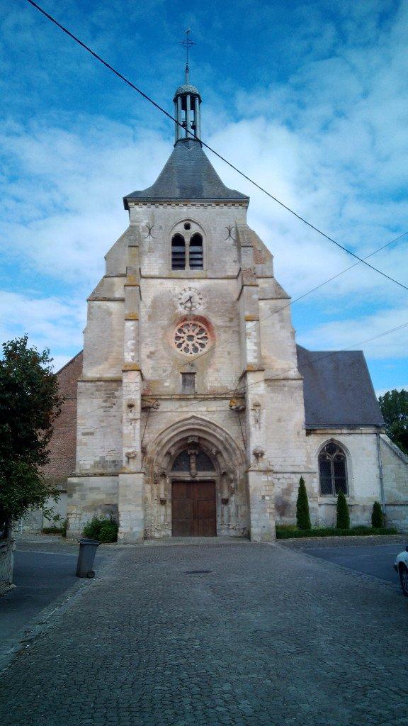 Iglesia de Château Porcien