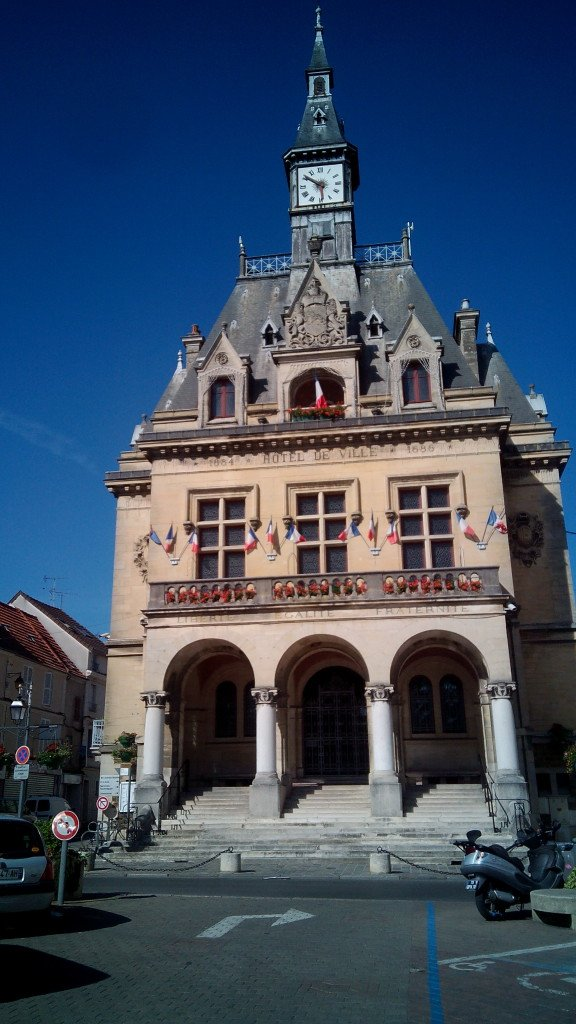 El Ayuntamiento de La Ferte sous Jouarre