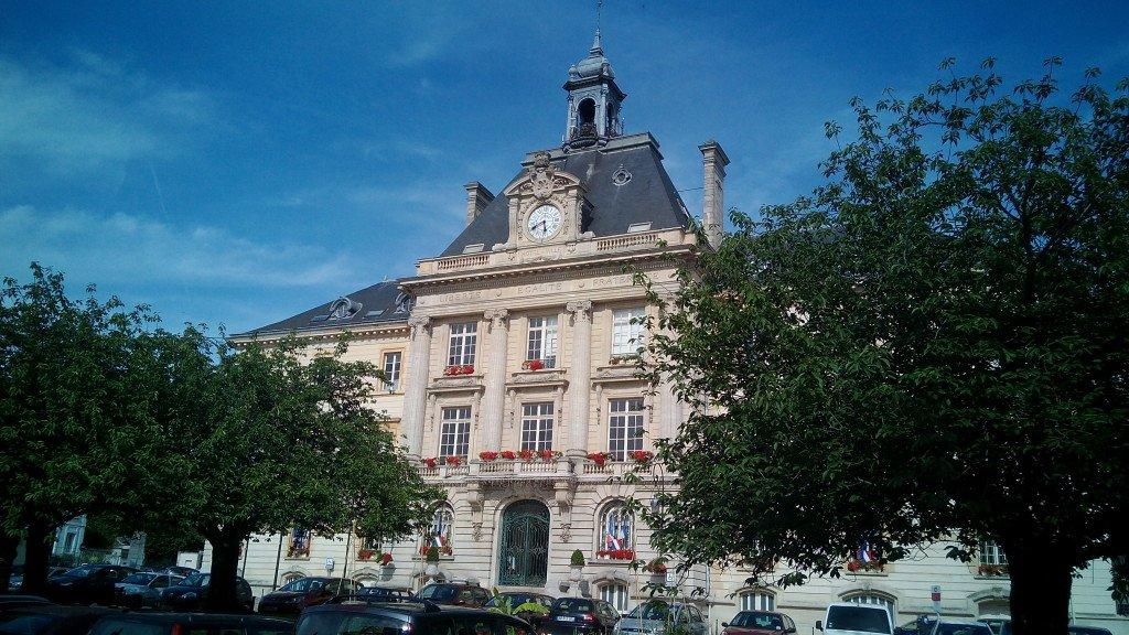 Ayuntamiento de Meaux