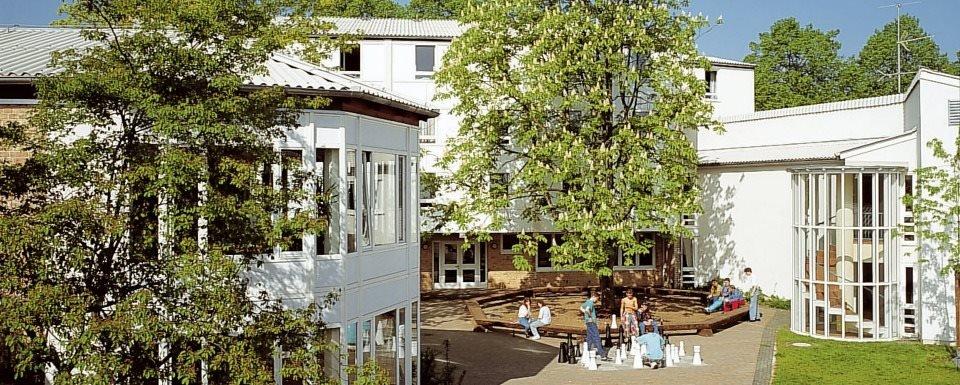 Nuestro alojamiento en Marburg
