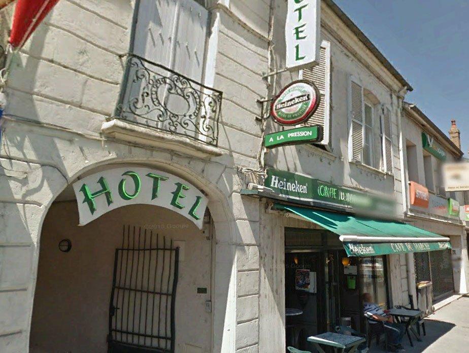 Hotel du Marche, Dormans