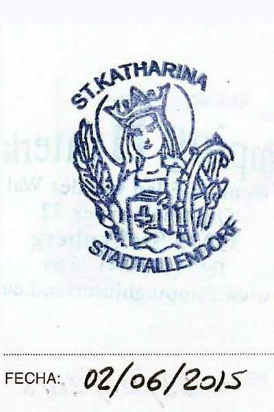 Sello de Stadtallendorf