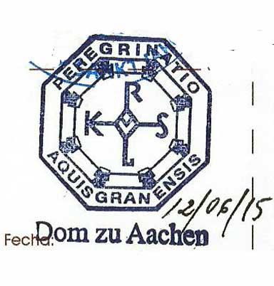 Sello de Aachen