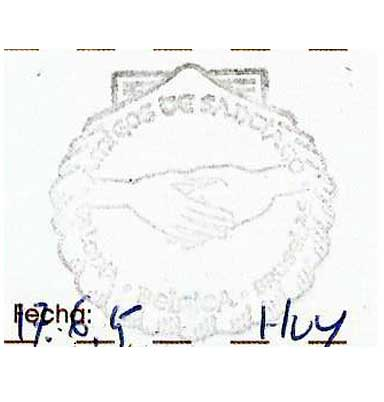 Otro sello de Huy