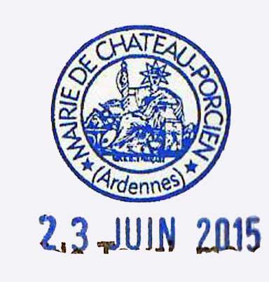 Sello de Château Porcien