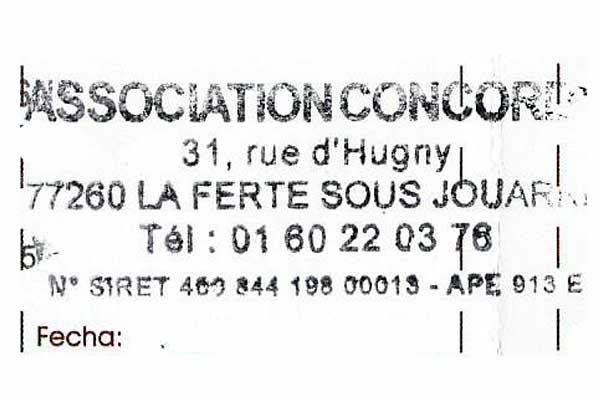 Sello de La Ferte sous Jouarre