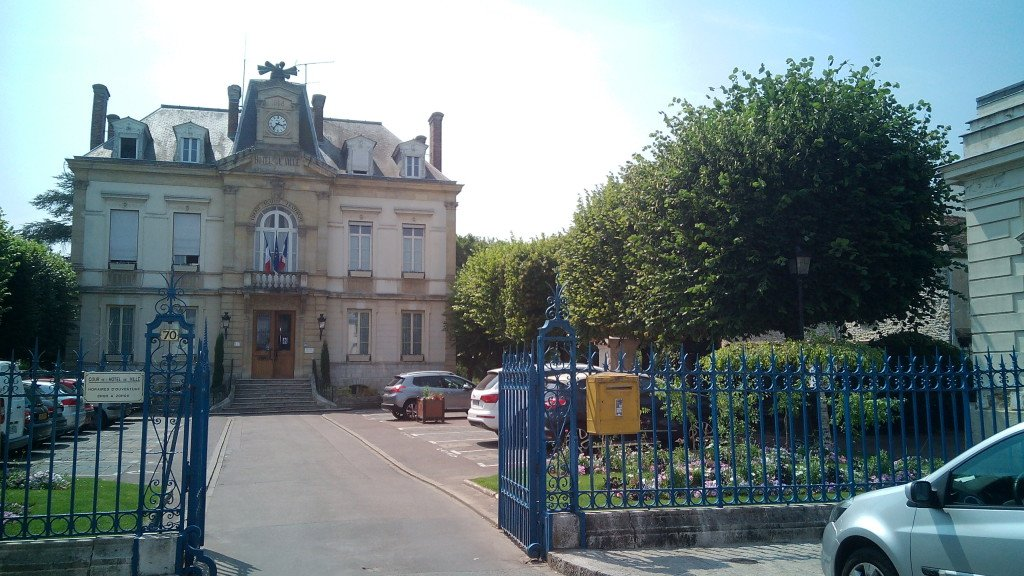 Ayuntamiento de Arpajon
