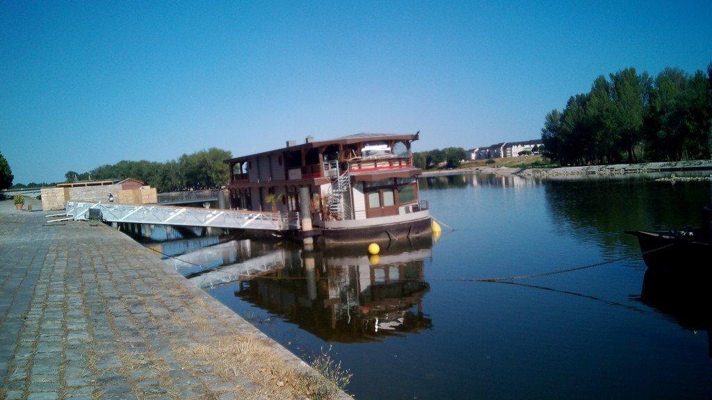 Barco restaurante