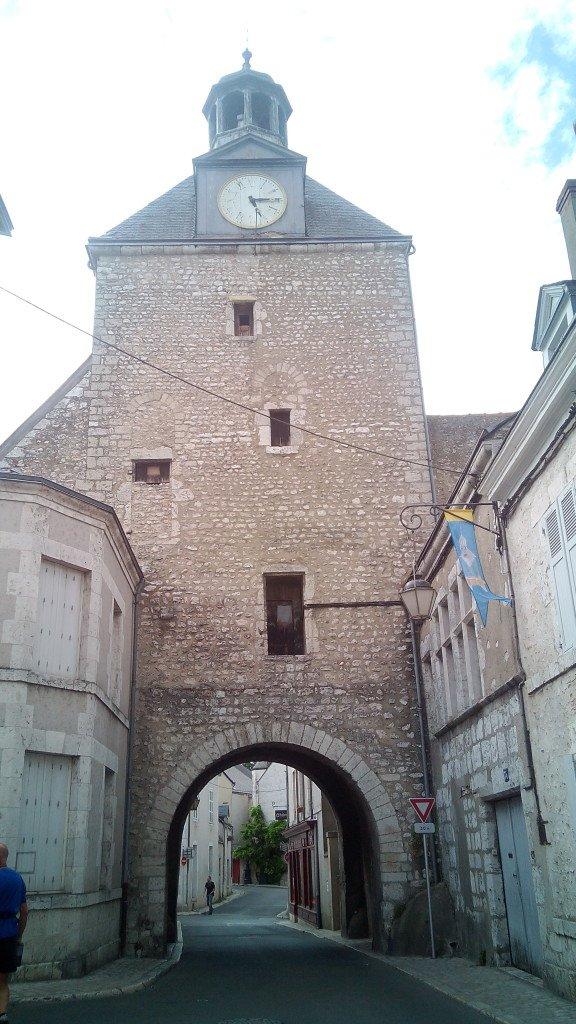 Torre del Reloj, Beaugency
