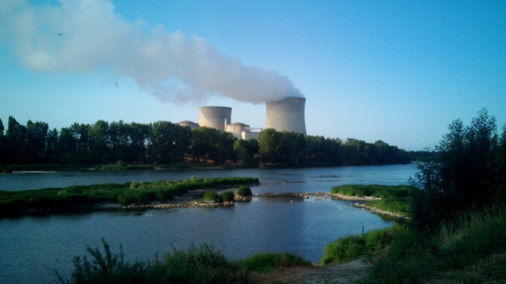 Central nuclear de Avaray