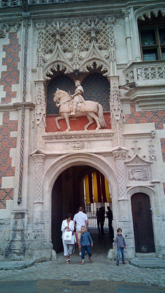 Entrada del Chateau