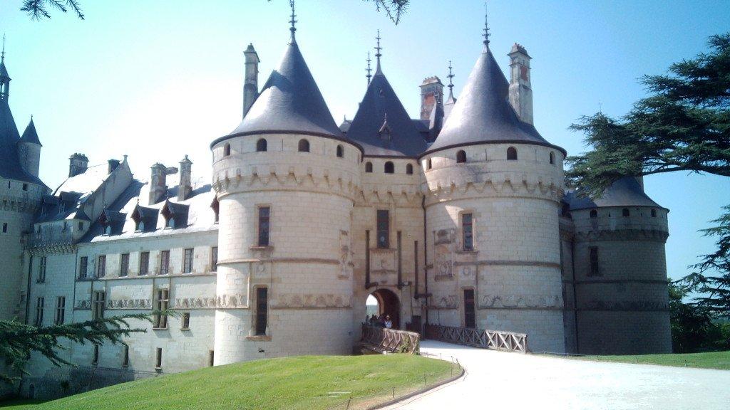 Le Château de Chaumont-sur-Loire