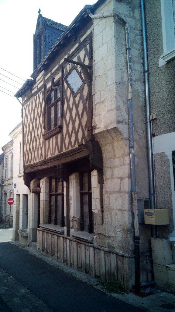 Una casa de Sainte Maure