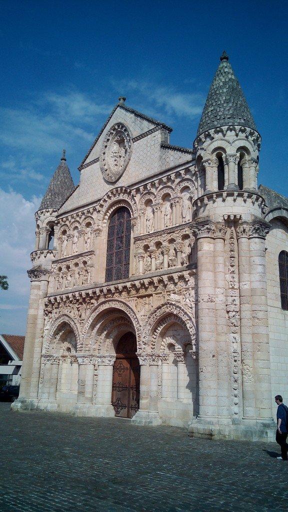 Norte Dame, Poitiers