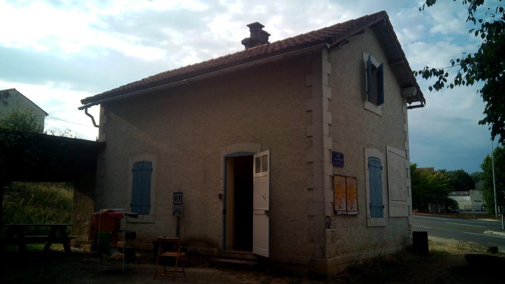 El albergue de Melle,La Maisonnete