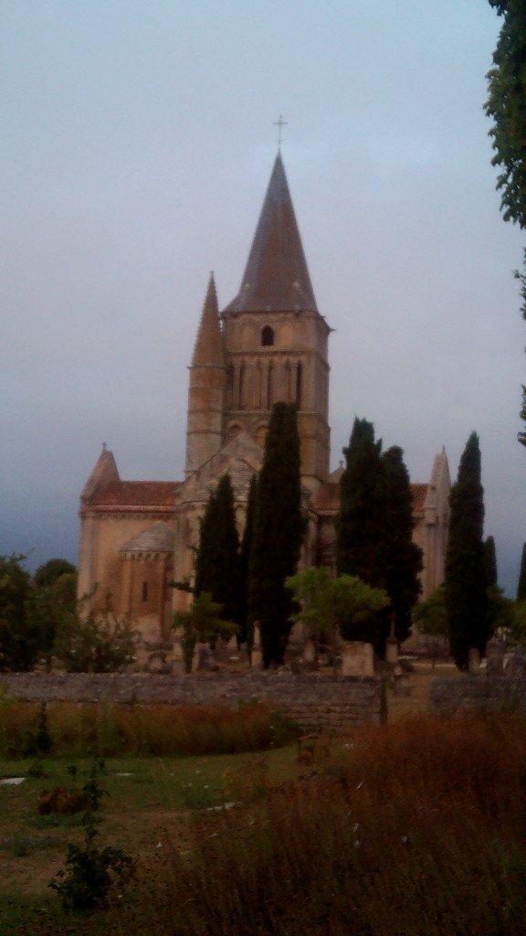 Iglesia románica de Aulnay